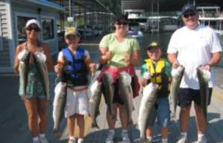 Fish On Fishing Guide – Lake Cumberland