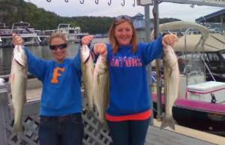 Morgan's Fishing Guide Services – Lake Cumberland