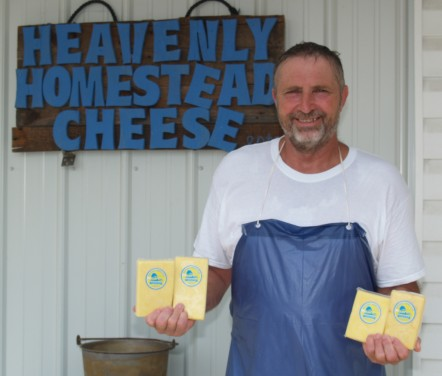 Heavenly Homestead Cheese