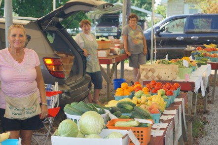 Russell County Farmer's Market
