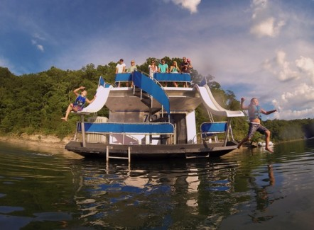 How to Plan a Houseboat Vacation
