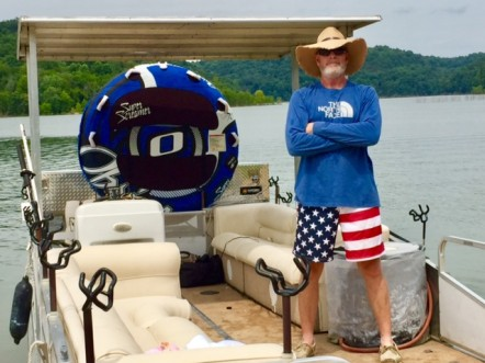 Lake Tours & Water Taxi with Captain Steve Shipley