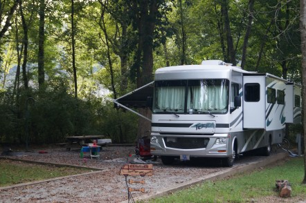 Kendall Recreation Area – Army Corps Campground