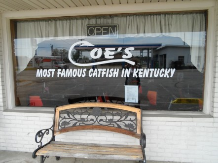 Coe's Steak House And Kentucky Famous Fried Fish