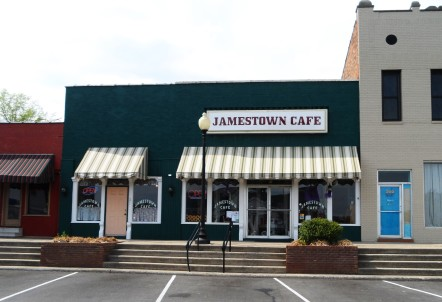 Jamestown Cafe