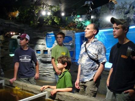 Wolf Creek National Fish Hatchery