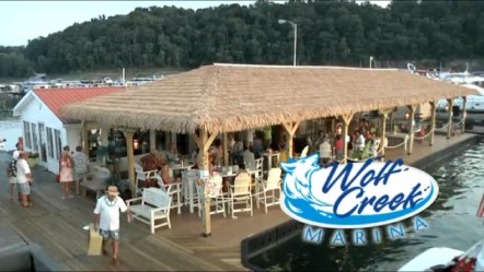 Wolf Creek Marina & Fishtales Waterfront Restaurant