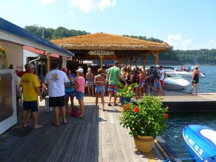 Wolf Creek Marina – Fish Tales Restaurant