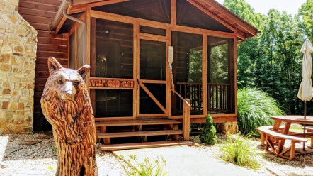Wolf Creek Cabin & ATV Trails!
