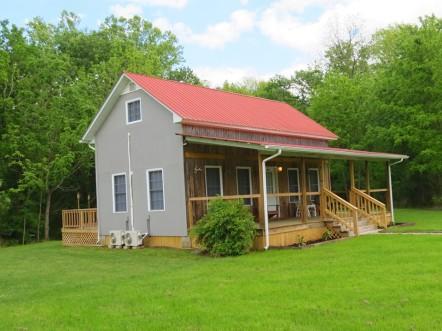 Cumberland River Cabin
