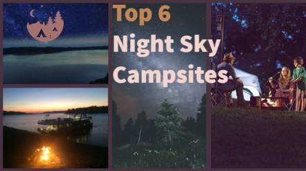 Top 6 Lake Cumberland Night Sky Campsites
