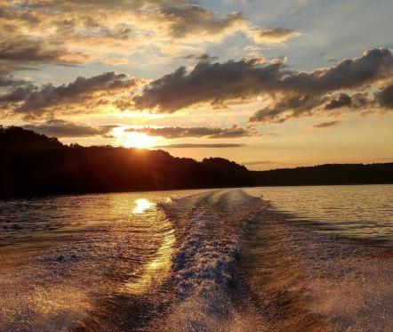 Top 5 Lake Cumberland Night Sky Campsites