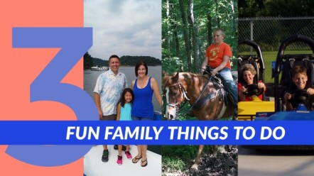 Lake Cumberland Vacation Fun Family Things To Do!