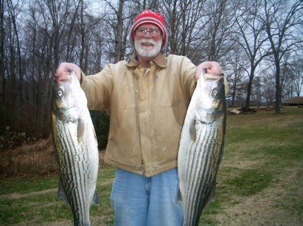 Fishing Guides for Winter Angling in Kentucky