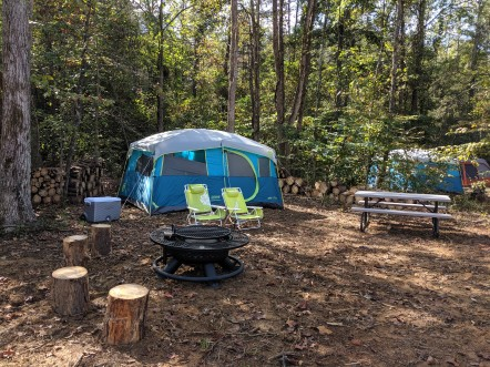 CJ's Getaway Campground