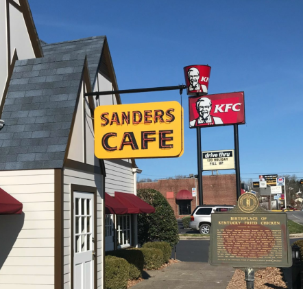 Colonel Harland Sanders Cafe & Museum