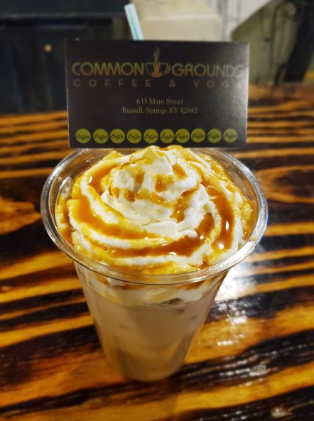Common Grounds Coffee and Yoga