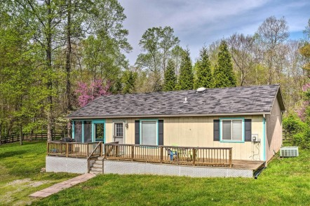 Lake Cumberland Cottage