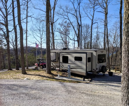 Lake Cumberland Year Round & Extended Stay RV Parks