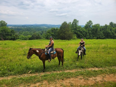 Hidden Tranquility Ranch Trail Rides