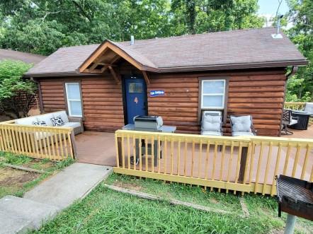 The Bullpen Cabin