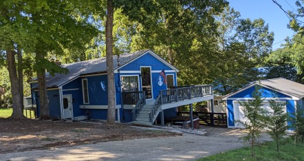 Clifty Lake Time Cabin