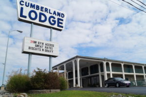 The Cumberland Lodge is a convenient and no frills place to stay for those looking for budget accommodations