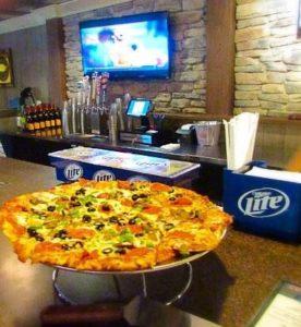 Photo of Lake Cumberland restaurant The Cumberland Tap and a Lake Cumberland Pizza
