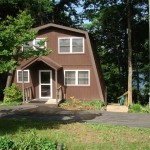 photo of Cabin on Cumberland Kentucky cabin rental on beautiful Lake Cumberland