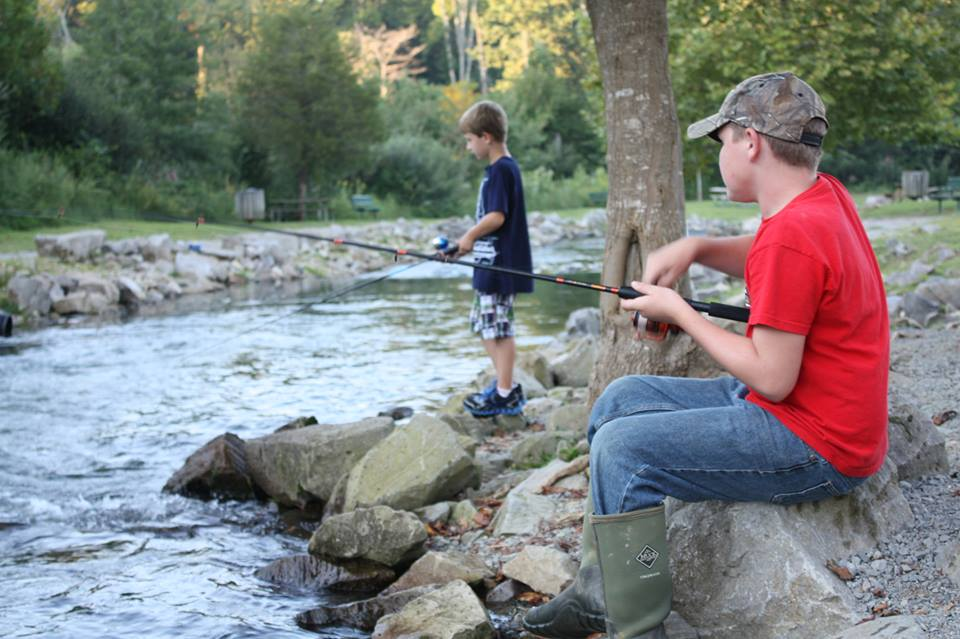 how to catch hatchery trout