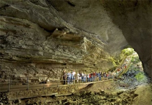 Mammoth Cave Official Visitor Information Site Lake