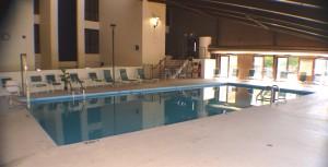 Lake Cumberland State Resort Park Indoor Pool