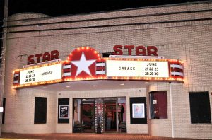 The Star Theater in Russell Springs Kentucky