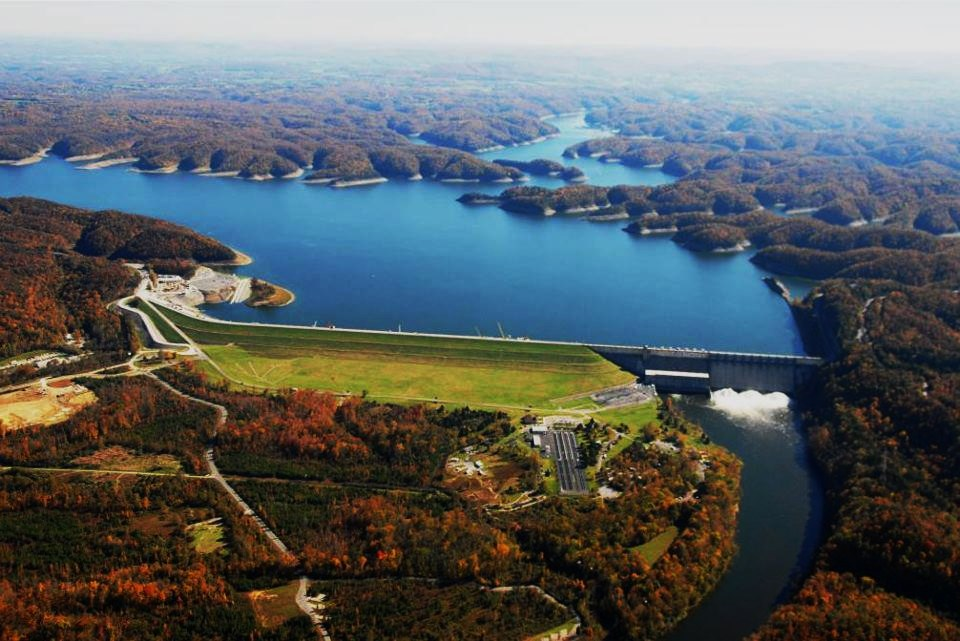 Wolf creek national fish hatchery official visitor for Fish hatchery ky