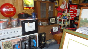 Pioneer antiques phones