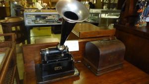 stephens antiques grammophone