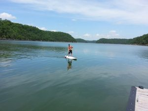 Lake Cumberland Paddle Board Rentals