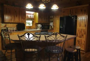 Cabin on the Hill Lake Cumberland cabin rentals