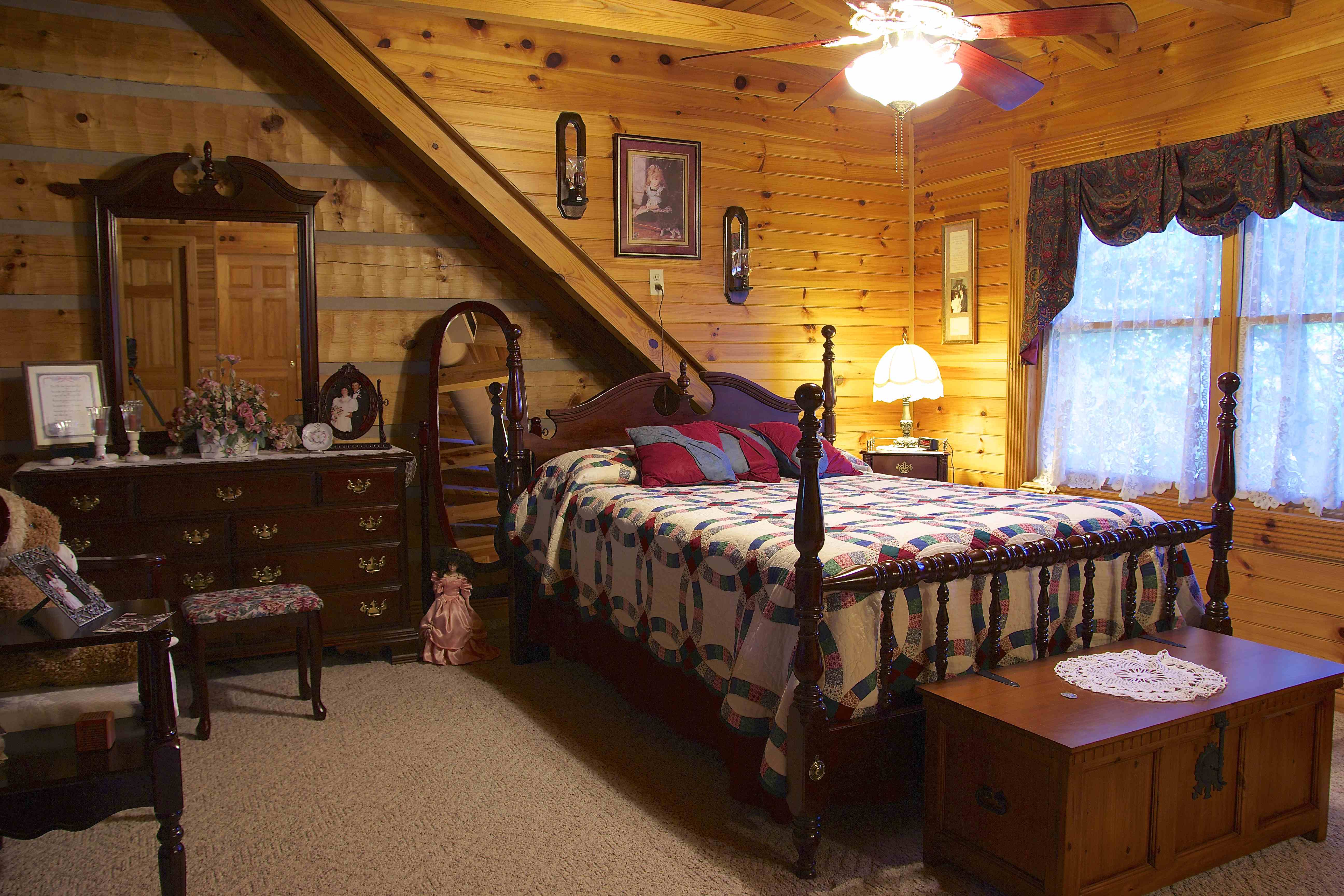 Cabin On The Hill Bed U0026 Breakfast