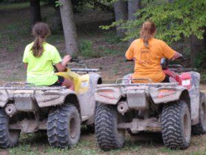 Lake Cumberland ATV Trails & cabin rental