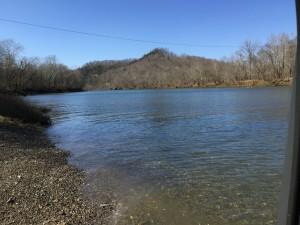 RIVERSIDE INN VIEW OF WATER