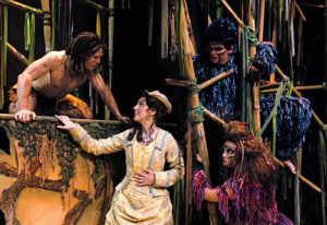photo of Tarzan the Musical - Lake Cumberland entertainment - Historic Star Theater
