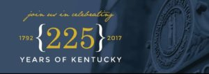 Photo graphic of Kentucky's 225th Birthday Celebration