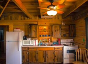 Fox and Field Kentucky Cabin Rental on the Cumberland River