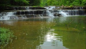 Lake Cumberland is home to many spectacular waterfalls. Follow our waterfall trail and find them all!