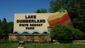 Photo of the Lake Cumberland State Resort Park on Lake Cumberland