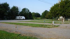 Campground close to Lake Cumberland in Jamestown Kentucky