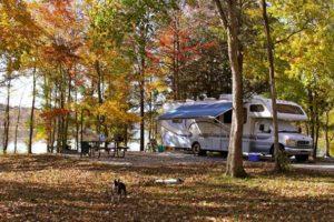 Lake Cumberland campground