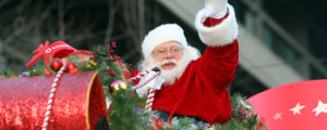 The streets of Main Street in Russell Springs come alive with Christmas cheer during the annual Christmas Parade