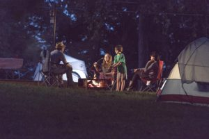 Lake Cumberland has some of the best campgrounds in Kentucky.